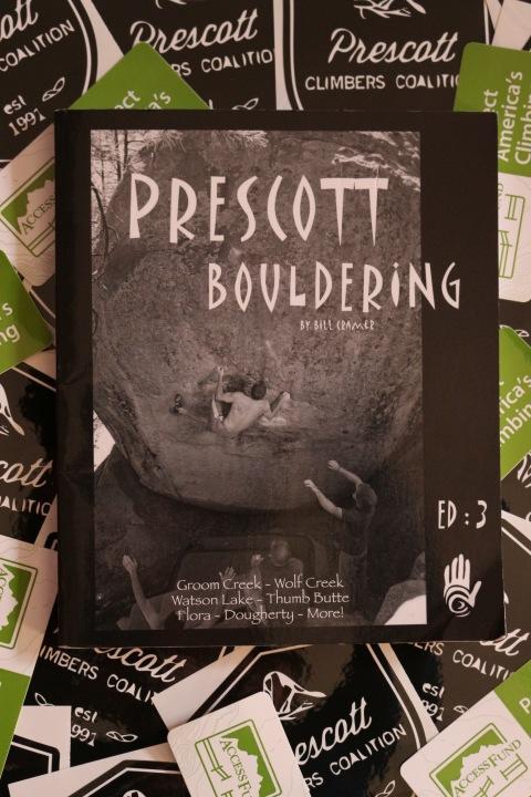 Prescott Bouldering Ed.3